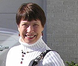 Anita Dickason Author Photo